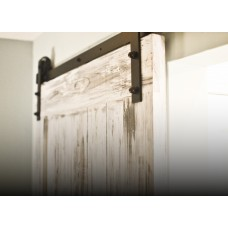 Fittings for rustic sliding doors or barn doors (9)