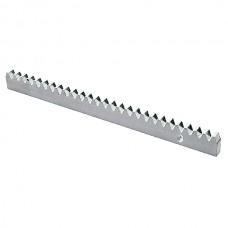 Sliding door rack to be screwed on