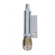 Olive lower guide 28 with hinge to screw on short blade Zinc plated