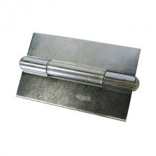 Hinge 150x140 polished plate.