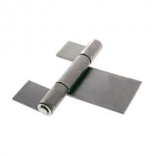 3-blade hinge type hinge 180x100 polished plate