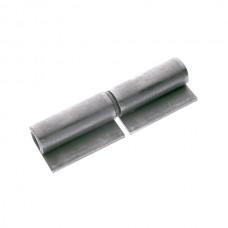 Shovel leg 20x120x4 Zinc plated.