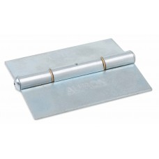 Book hinge 150x120 with galvanised washer