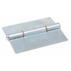 Book hinge 150x120 with bichrome washer