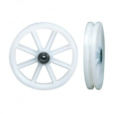 Nylon pulley 180 one channel.