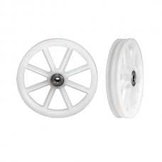 Nylon 120 two-channel pulley.