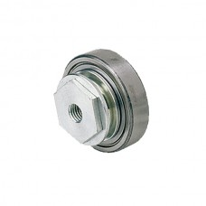 Guide roller of 70x3 bearing of 62 m-16.