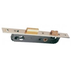 35° nickel latch and lever lock