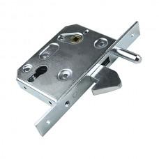 Sliding door hook lock