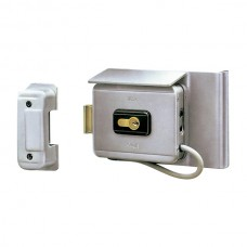 Electric lock with external opening v90 horizontal.