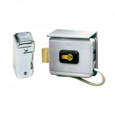 Electric lock v90 horizontal needle 70 euro profile.