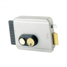 Electric lock over left button v97.
