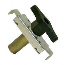 Up-and-over door lock, cylinder length 40.
