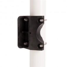 Polyamide fastener for round tube 60.