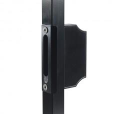 Ornamental lock box mod. forge.