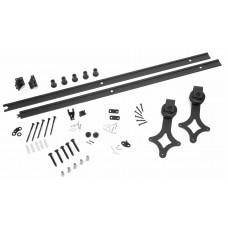 Complete kit for Barn Sliding Door Model ROMBO