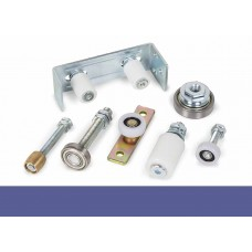 Nylon guide rollers and guide rollers