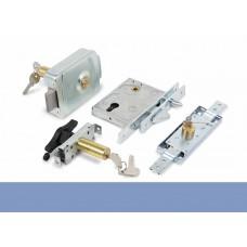 Locks for metal doors & electric locks