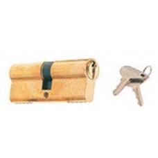 Europrofile cylinder serrated key