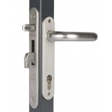 Locks to be inserted in steel aisi 304