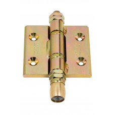 Bottom guide with welded hinge heavy series